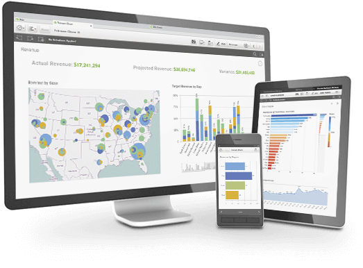 EqualOne QlikView Financial Analysis